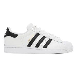 Adidas Superstar - Black Stripes